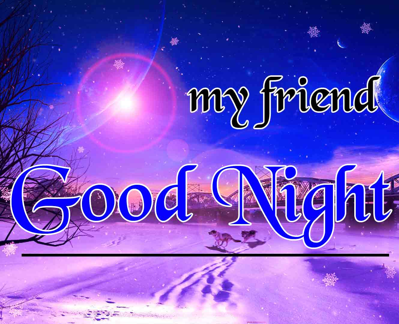 For Friend Good Night Images Download