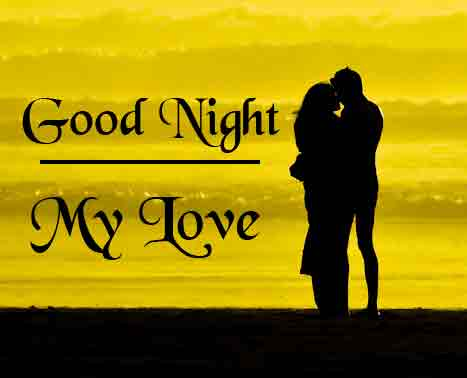 Free Good Night Wallpaper Download for Love Couple