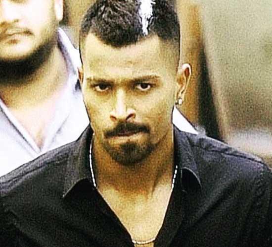 indian cricketer hardik pandya photo Wallpaper Free Download