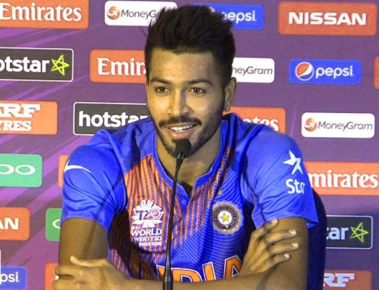 indian cricketer hardik pandya Wallpaper free Download