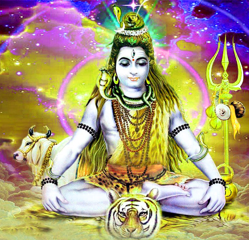 lord shiva family images