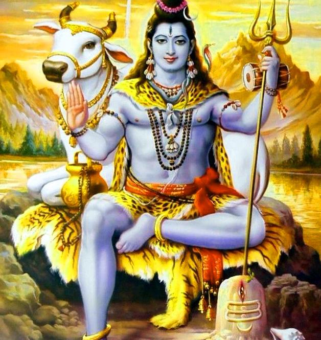 Shiva cartoon pic