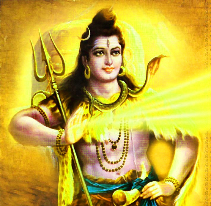 lord shiva standing images