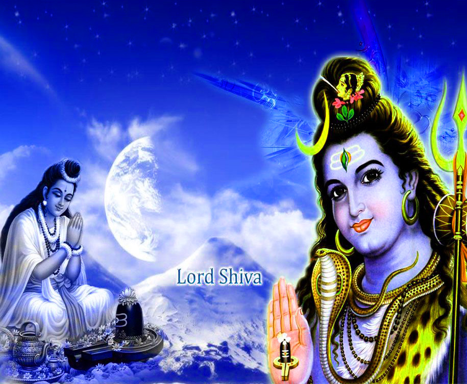lord shiva 4k images