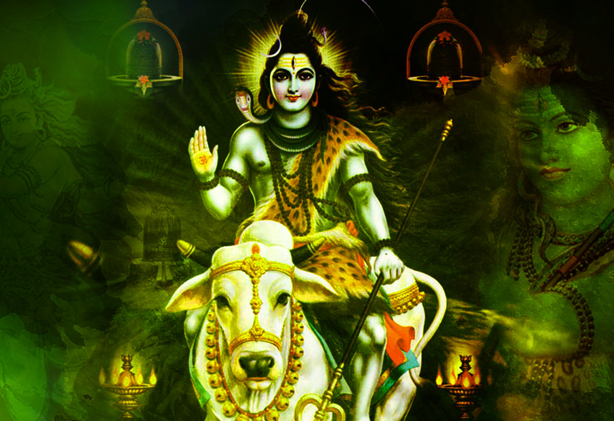 bhagwan shankar Wallpaper HD