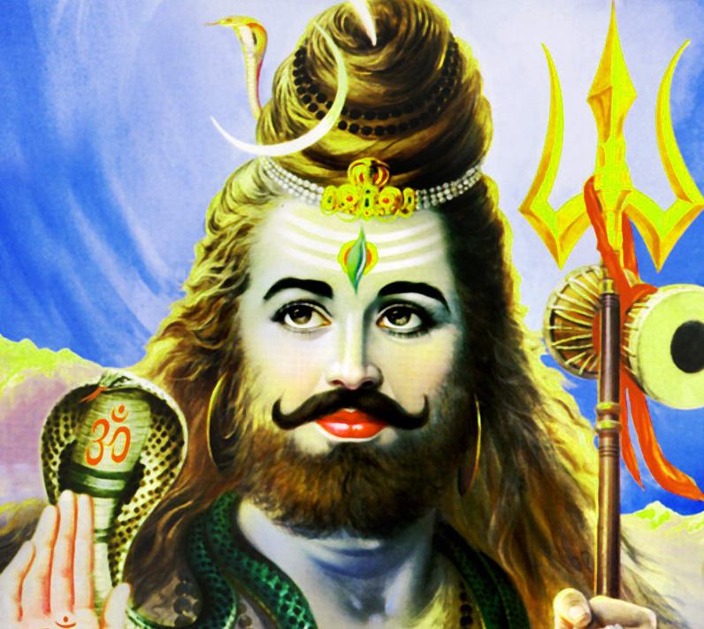 New Free Shiva ji Wallpaper In 4k