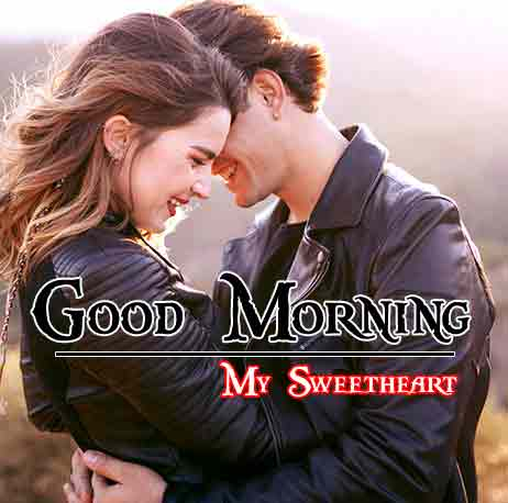 Love Couple good morning 10