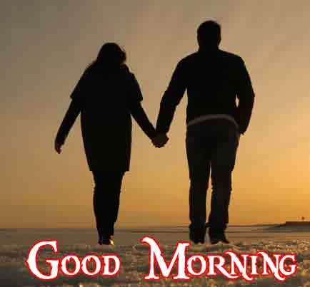 Love Couple good morning 107