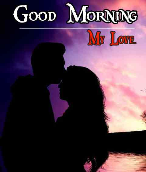 Love Couple good morning 11