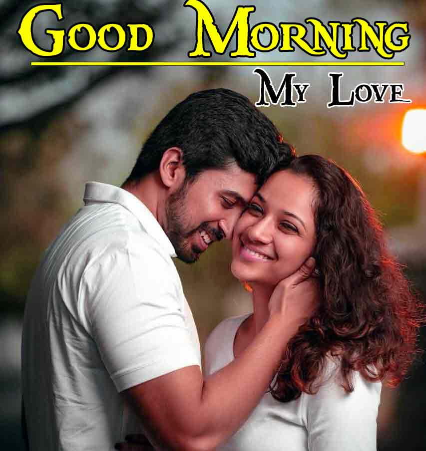 Love Couple good morning 14