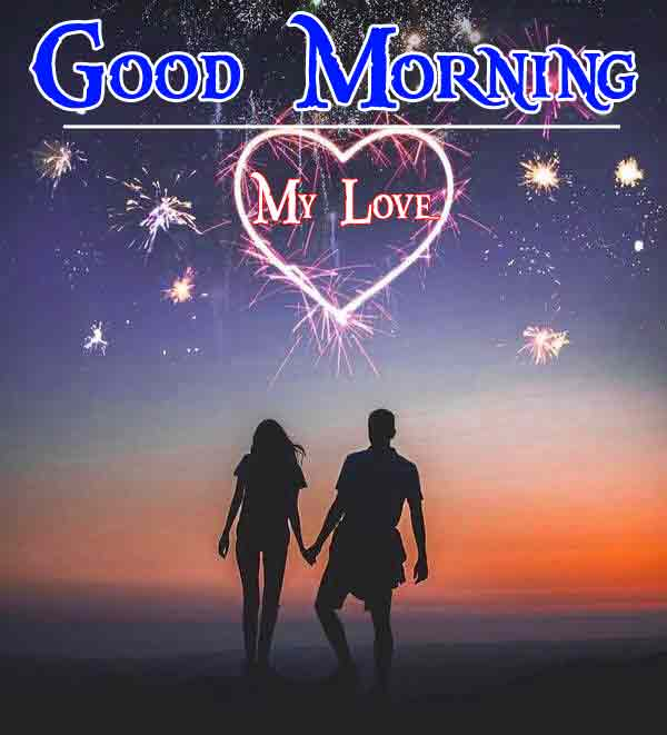 Love Couple good morning 17