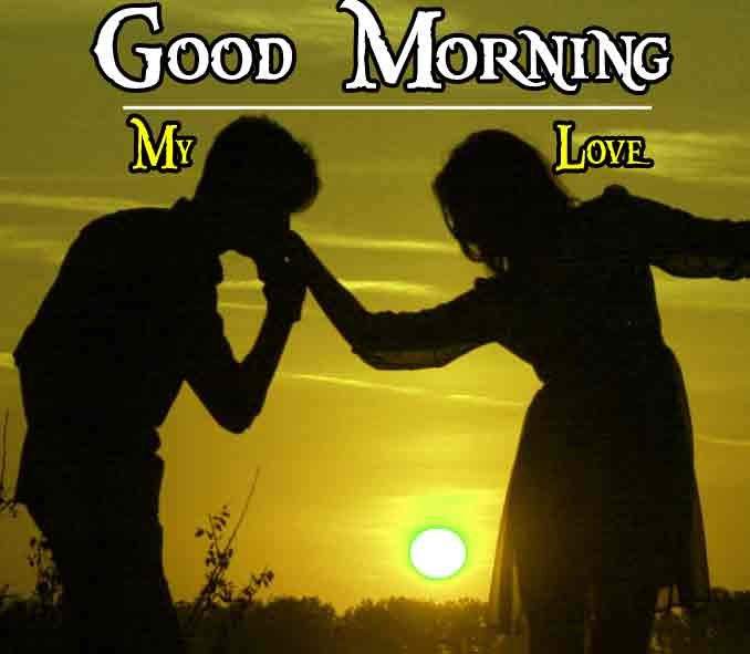 Love Couple good morning 19