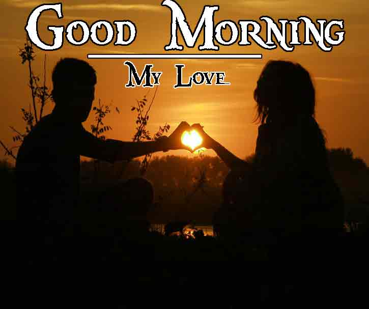 Love Couple good morning 20