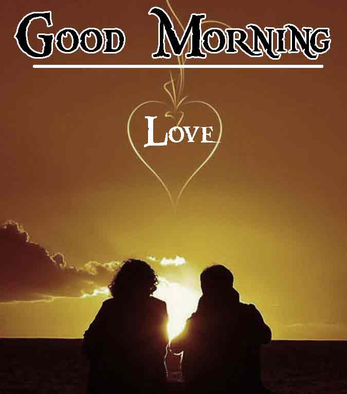 Love Couple good morning 21