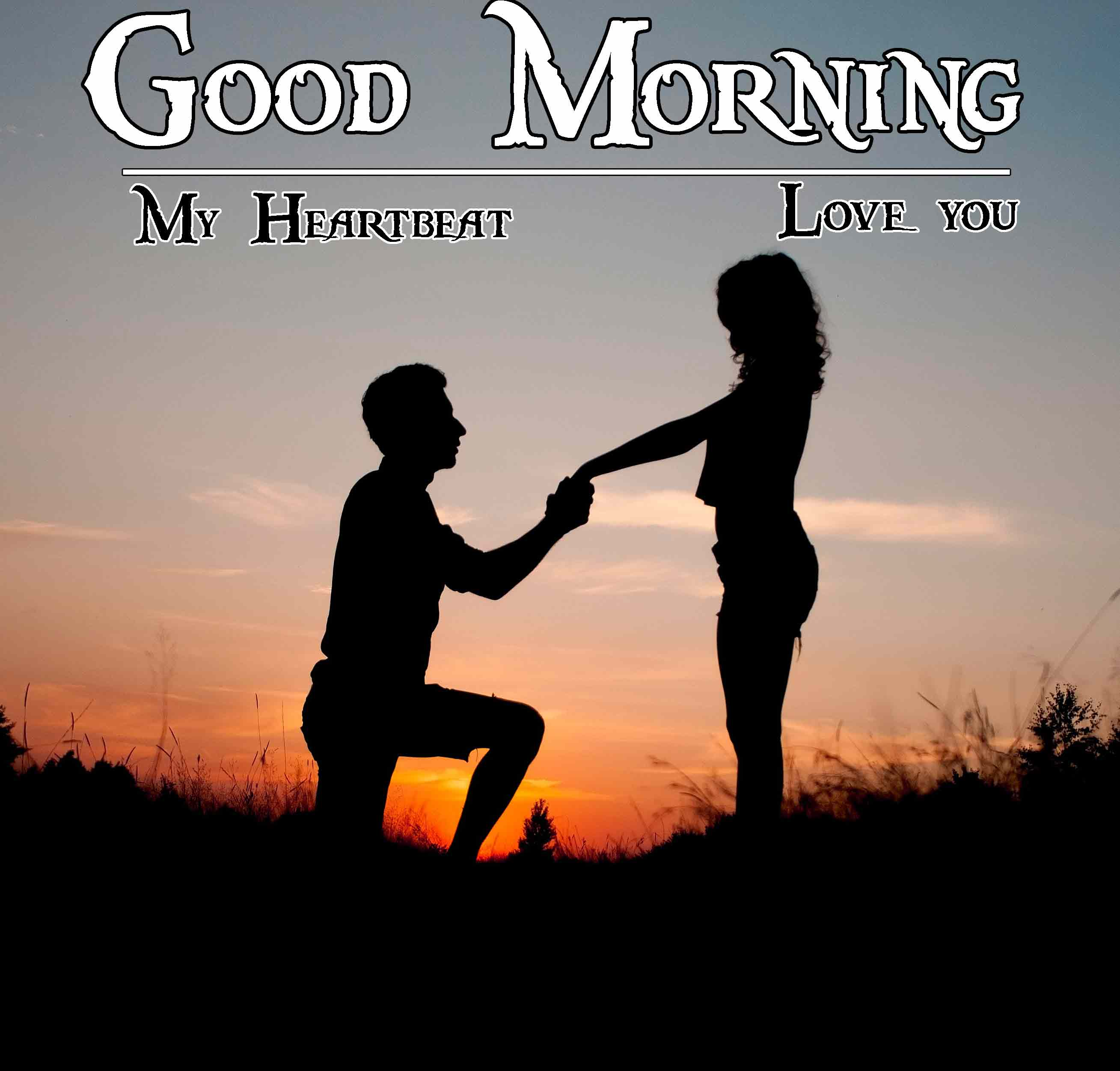 Love Couple good morning 24