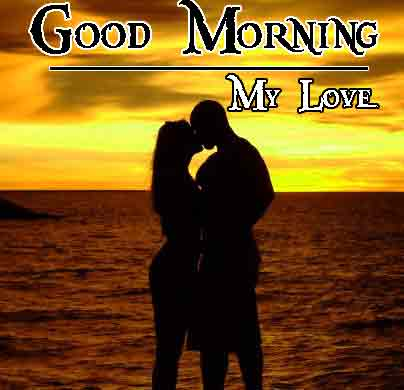 Love Couple good morning 25
