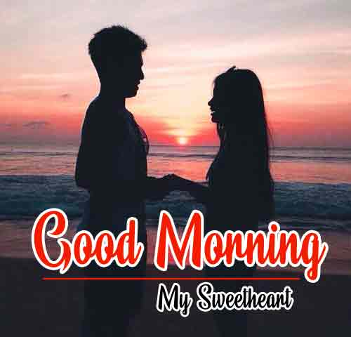 Love Couple good morning 3