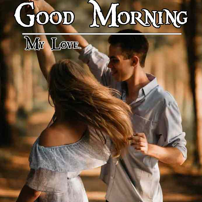Love Couple good morning 30