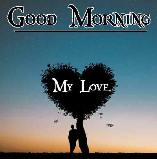 Love Couple good morning 46