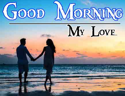 Love Couple good morning 47