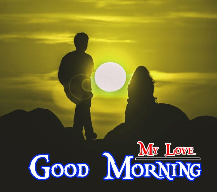 Love Couple good morning 52