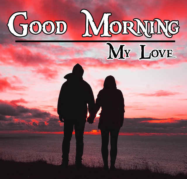 Love Couple good morning 53
