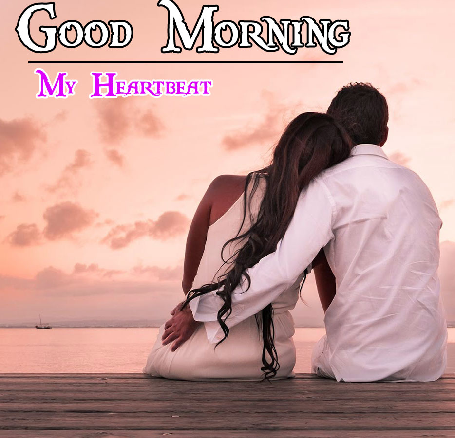 Love Couple good morning 61