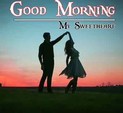 Love Couple good morning 8