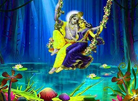 Latest Beautiful Hindu God Radha Krishna Images Pics Download