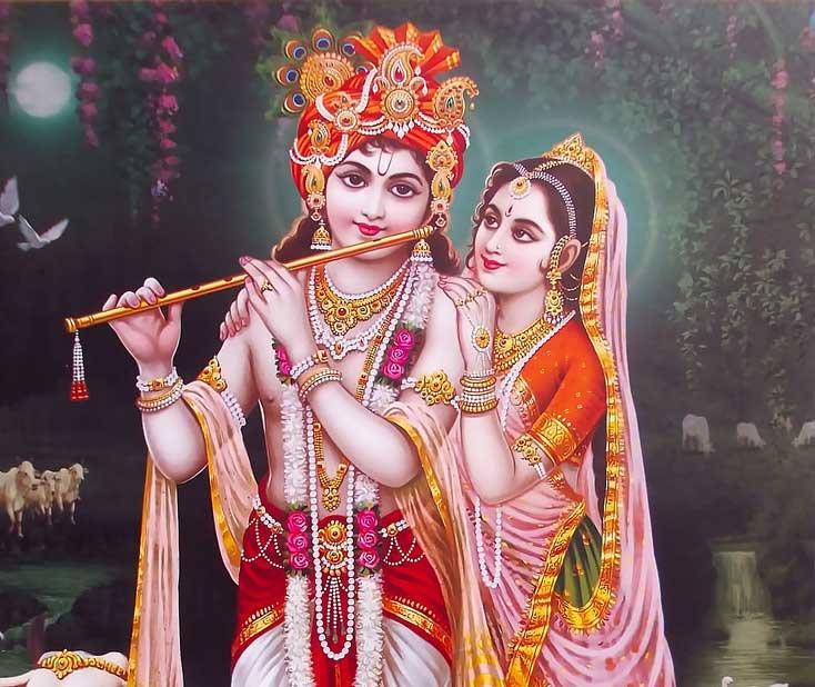 Top Latest Latest Beautiful Hindu God Radha Krishna Images Pics Download