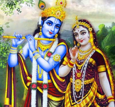 Latest Beautiful Hindu God Radha Krishna Images Pics for Facebook