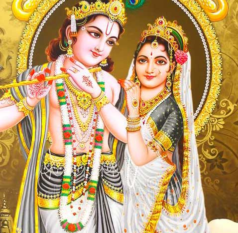Latest Beautiful Hindu God Radha Krishna Images Pics Download In HD
