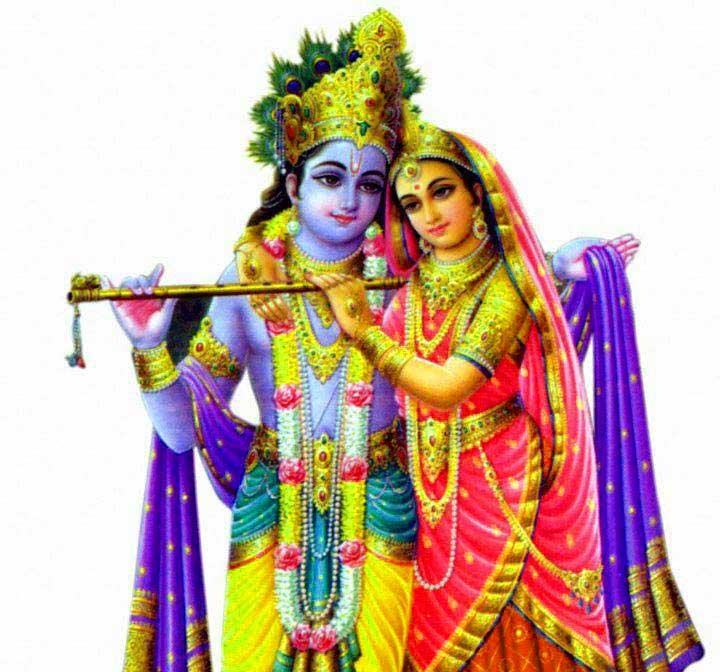 Latest Beautiful Hindu God Radha Krishna Images Photo for Facebook