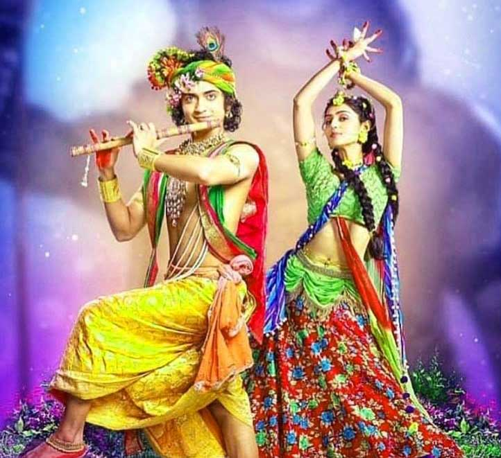 Beautiful Hindu God Radha Krishna Images Wallpaper Pics For Facebook