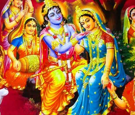 Beautiful Hindu God Radha Krishna Images Wallpaper Free Download