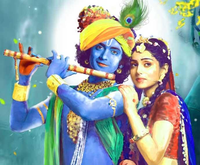 Radha Krishna Images 71