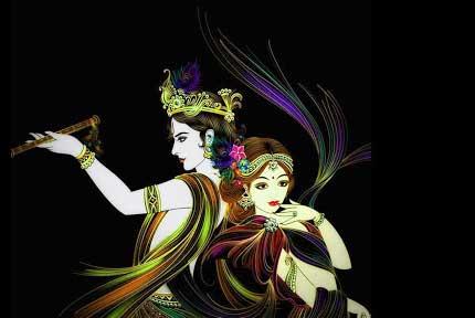 Beautiful Hindu God Radha Krishna Images Pics photo Download