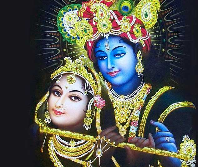 Beautiful Hindu God Radha Krishna Images Pics Download