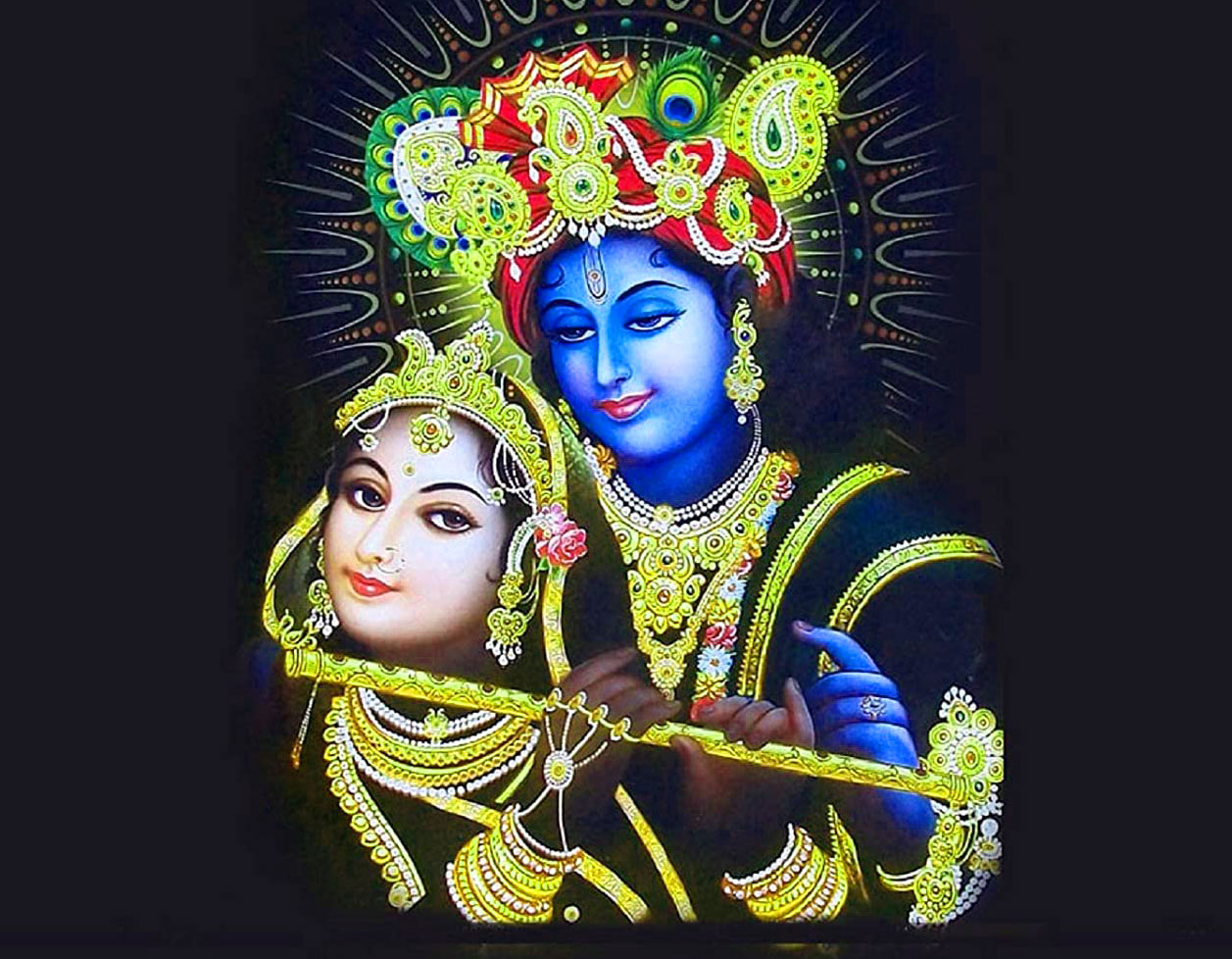 Radha Krishna HD Wallpaper Pics Wallpaper Free Download