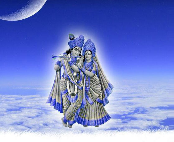 Radha Krishna Wallpaper 12