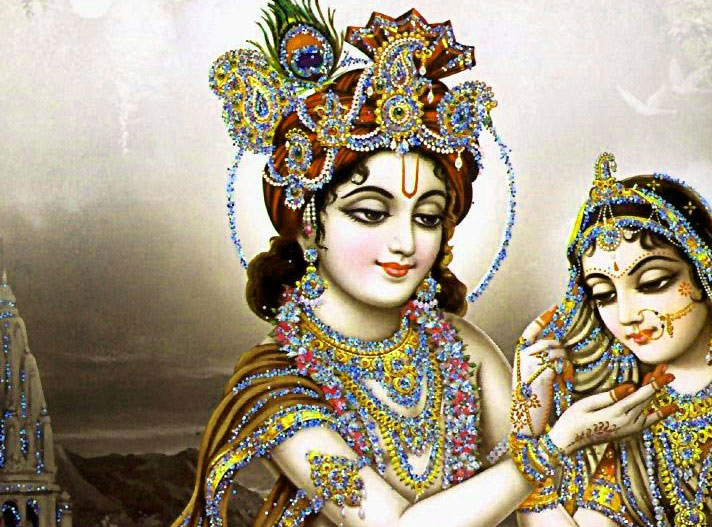 Radha Krishna HD Wallpaper Pics Photo Download