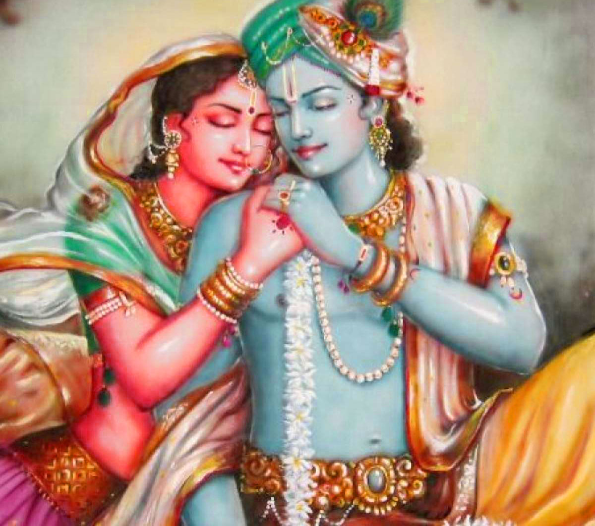Radha Krishna HD Wallpaper Pics Download