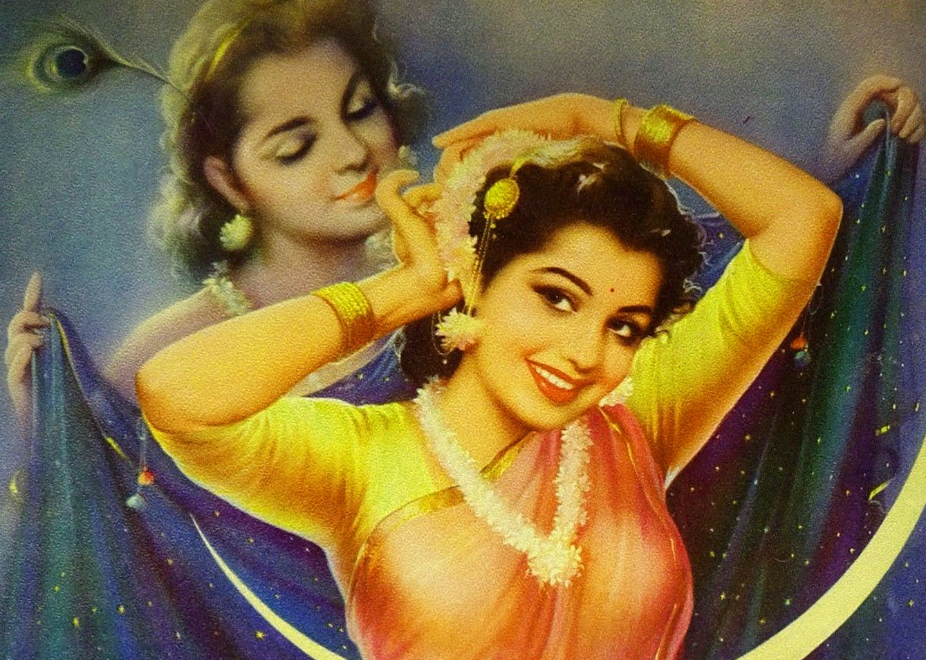 Radha Krishna Wallpaper 39