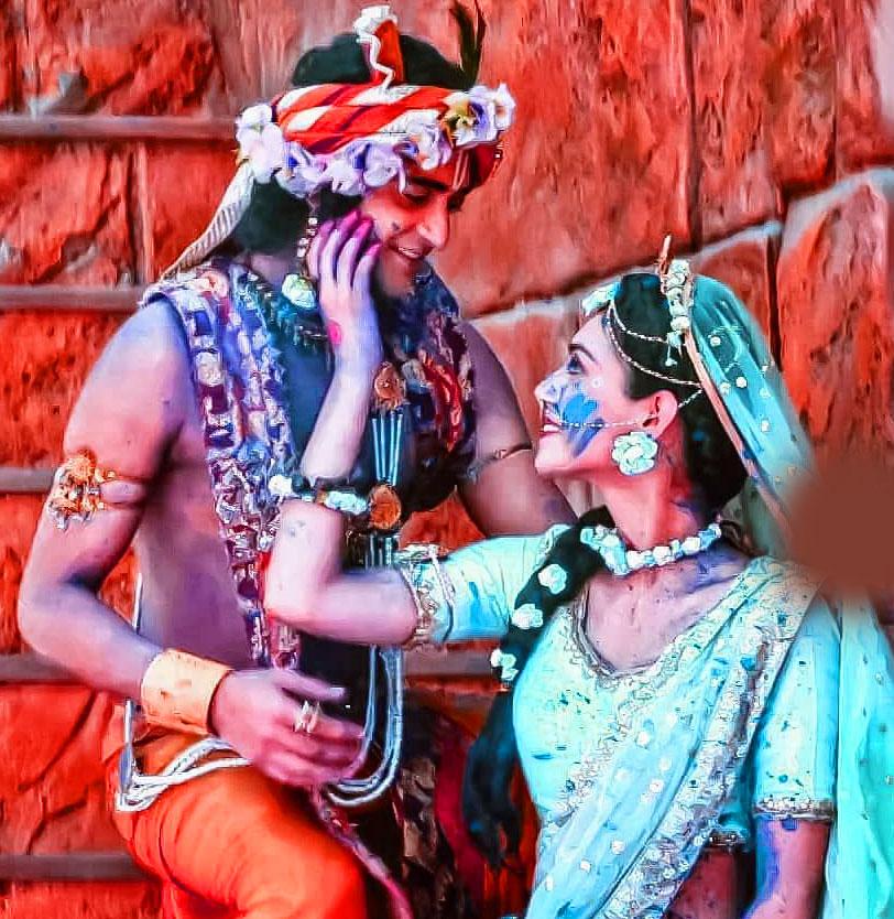 Radha Krishna Wallpaper 43