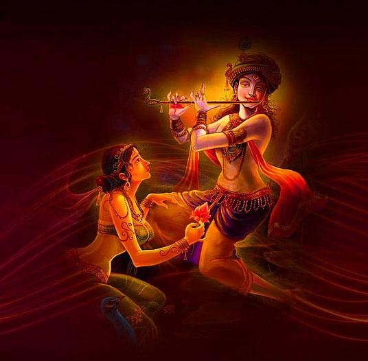 Radha Krishna Wallpaper 45