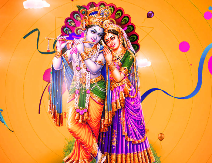 Latest Radha Krishna HD Images Pics for Facebook