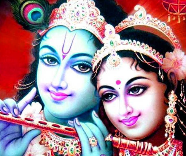 Radha Krishna Wallpaper 49