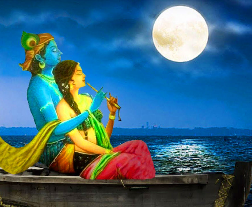 Latest Radha Krishna HD Images Pics Free for Facebook
