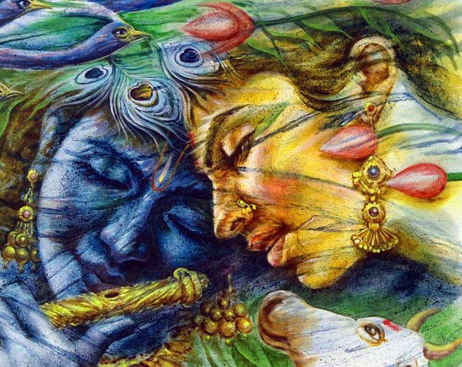 Radha Krishna Wallpaper 63