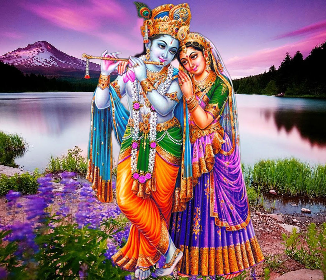 Latest Radha Krishna HD Images Pics for Whatsapp / Facebook